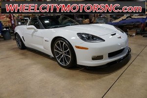 Picture of a 2013 Chevrolet Corvette Z06 Z07 60th Anniversary
