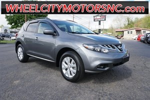 2013 Nissan Murano SL for sale by dealer