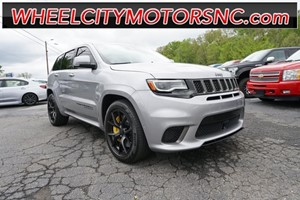 2018 Jeep Grand Cherokee Trackhawk for sale by dealer