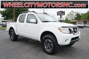 2015 Nissan Frontier PRO-4X for sale by dealer