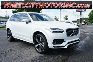 2016 Volvo XC90 T6 R-Design for sale by dealer