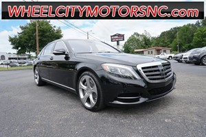 2015 Mercedes-Benz S-Class S 600 for sale by dealer
