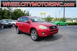 Picture of a 2011 Toyota RAV4 Sport