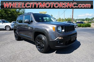 Picture of a 2018 Jeep Renegade Latitude