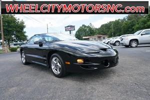 1999 Pontiac Firebird Formula for sale by dealer