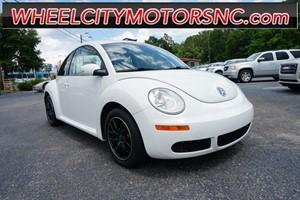 2010 Volkswagen Beetle 2.5L for sale by dealer