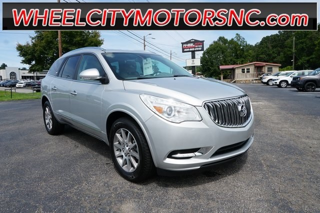 Buick Enclave Leather Group in Asheville