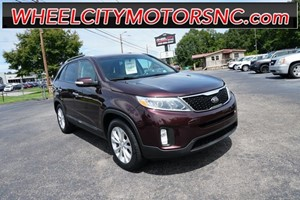 Picture of a 2015 Kia Sorento EX