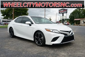 2018 Toyota Camry XSE V6 for sale by dealer