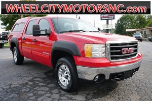 Picture of a 2007 GMC Sierra 1500 SLE1
