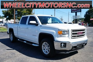 Picture of a 2014 GMC Sierra 1500 SLE