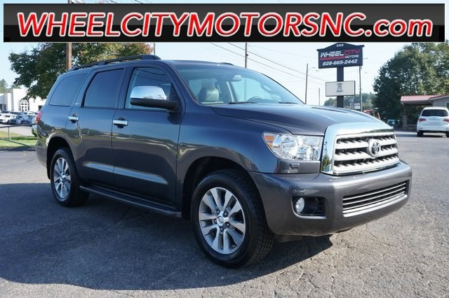 Toyota Sequoia Limited in Asheville