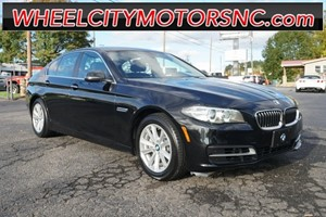 2014 BMW 5 Series 528i xDrive for sale by dealer