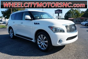 Picture of a 2012 INFINITI QX56 Base