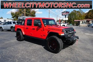 2020 Jeep Gladiator Rubicon for sale by dealer