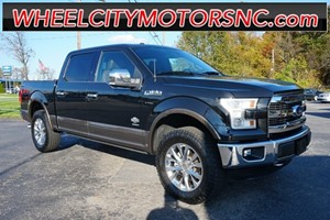 2015 Ford F-150 King Ranch for sale by dealer