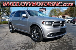 Picture of a 2017 Dodge Durango GT