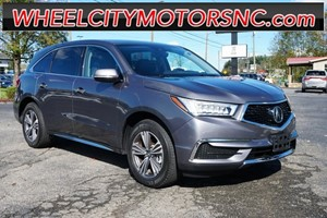 2017 Acura MDX 3.5L for sale by dealer