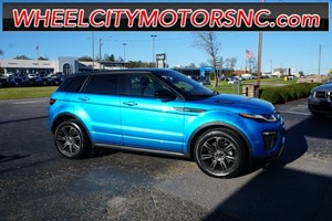2018 Land Rover Range Rover Evoque Landmark Edition for sale by dealer