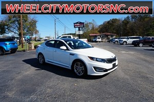 2013 Kia Optima SXL for sale by dealer