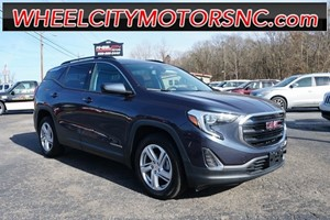 2018 GMC Terrain SLE for sale by dealer