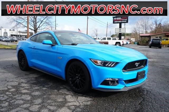 Ford Mustang GT in Asheville