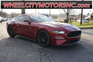 2019 Ford Mustang GT Premium for sale by dealer