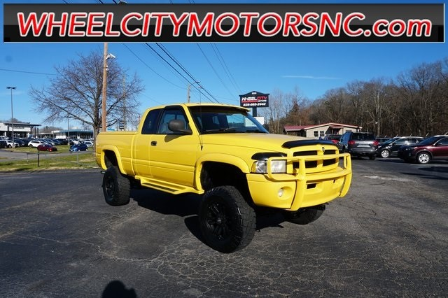 Dodge Ram 1500 Laramie SLT in Asheville