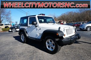 2013 Jeep Wrangler Sport for sale by dealer