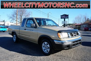 Picture of a 1998 Nissan Frontier