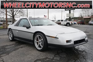 1988 Pontiac Fiero for sale by dealer