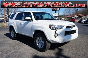2016 Toyota 4Runner for sale by dealer