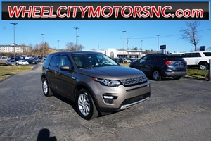 2016 Land Rover Discovery Sport HSE for sale by dealer