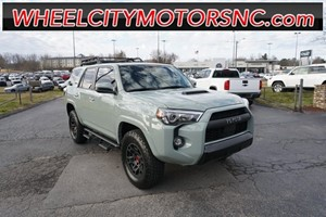 2021 Toyota 4Runner TRD Pro for sale by dealer