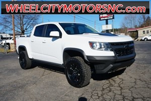 2018 Chevrolet Colorado ZR2 for sale by dealer