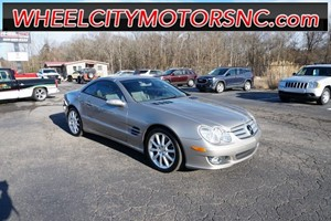 Picture of a 2007 Mercedes-Benz SL-Class SL 550