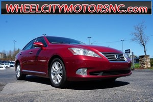 Picture of a 2011 Lexus ES 350