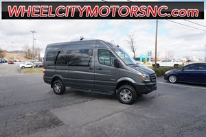 Picture of a 2015 Mercedes-Benz Sprinter 2500 Crew 144 WB
