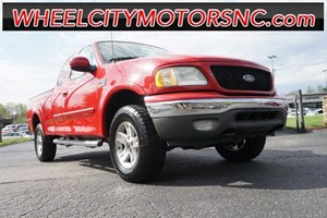 2003 Ford F-150 Lariat for sale by dealer