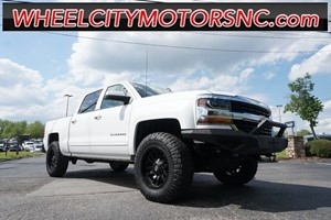2018 Chevrolet Silverado 1500 LT for sale by dealer