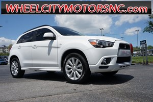 2011 Mitsubishi Outlander Sport SE for sale by dealer