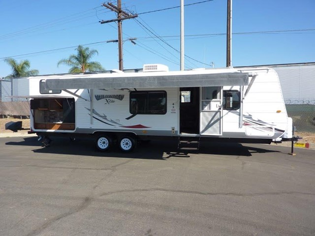 2015 BRAND NEW FOREST RIVER WILDWOOD 281 QBXL for sale by dealer