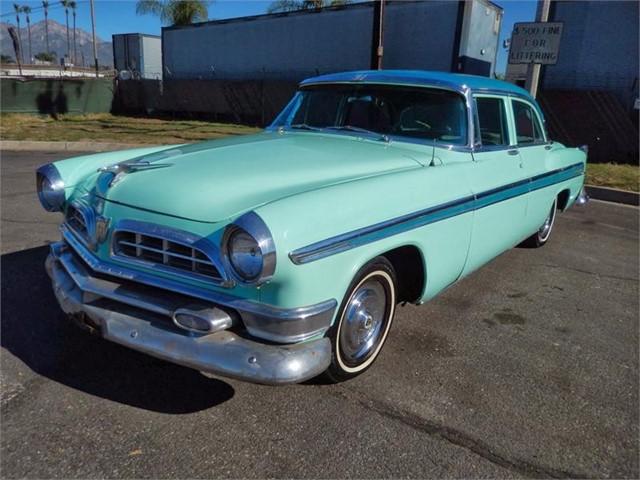 1955 CHRYSLER  NEW YORKER for sale by dealer
