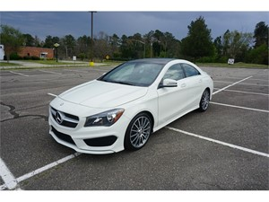 Picture of a 2016 MERCEDES-BENZ CLA 250