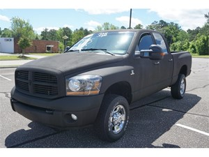 Picture of a 2006 DODGE RAM 3500 SLT