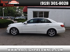 2014 MERCEDES-BENZ E 350 4MATIC for sale by dealer