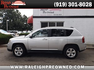 2014 JEEP COMPASS LATITUDE for sale by dealer