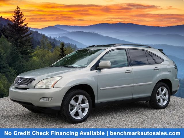 A used 2005 Lexus RX 330 Fwd 4dr SUV Asheville NC