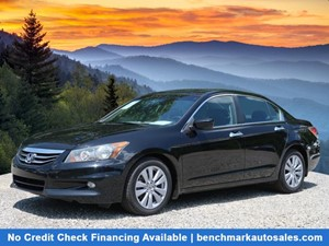 2011 Honda Accord EX-L V6 4dr Sedan