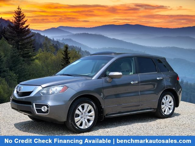 A used 2011 Acura RDX Sport Utility 4D Asheville NC